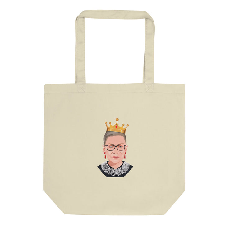The Real RBG Eco Tote Bag - The National Memo