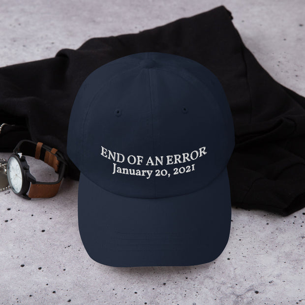 End of An Error Hat - The National Memo