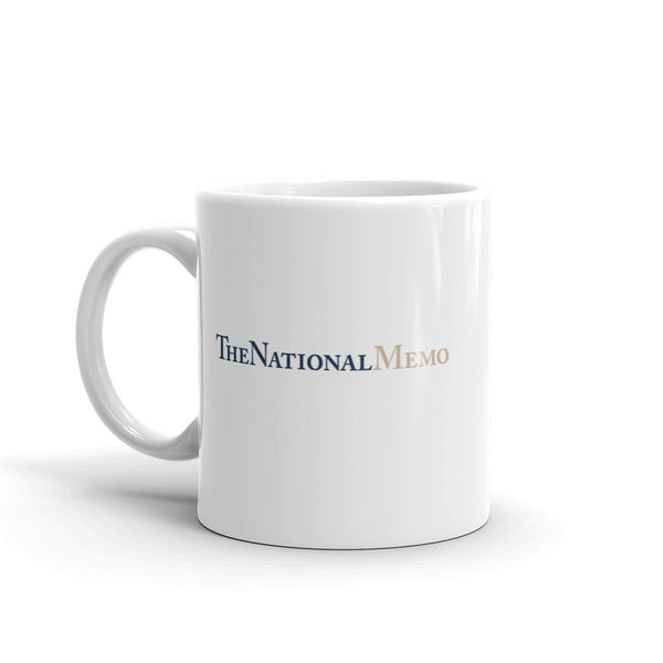 National Memo Mug made in the USA