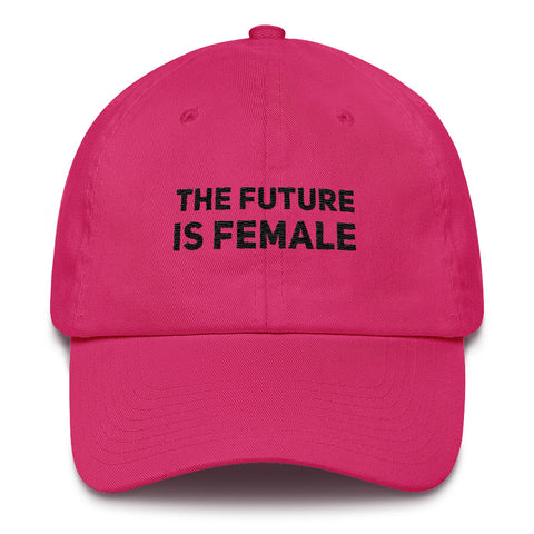 The Future Is Female Cotton Hat
