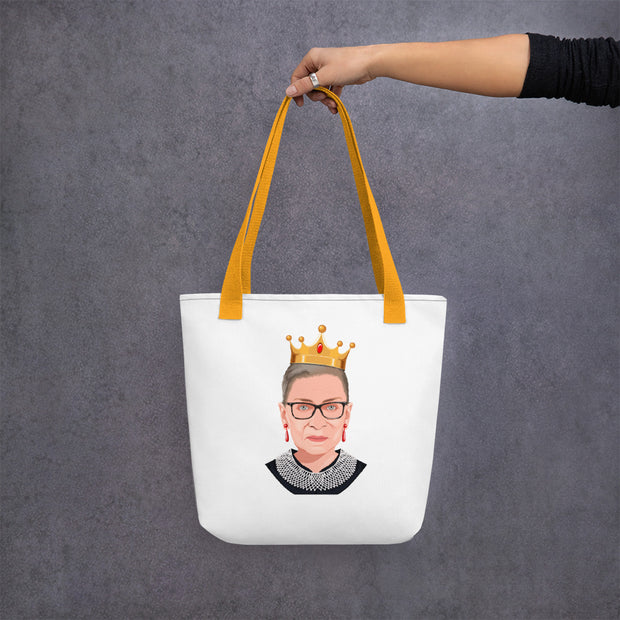 RBG Tote bag - The National Memo