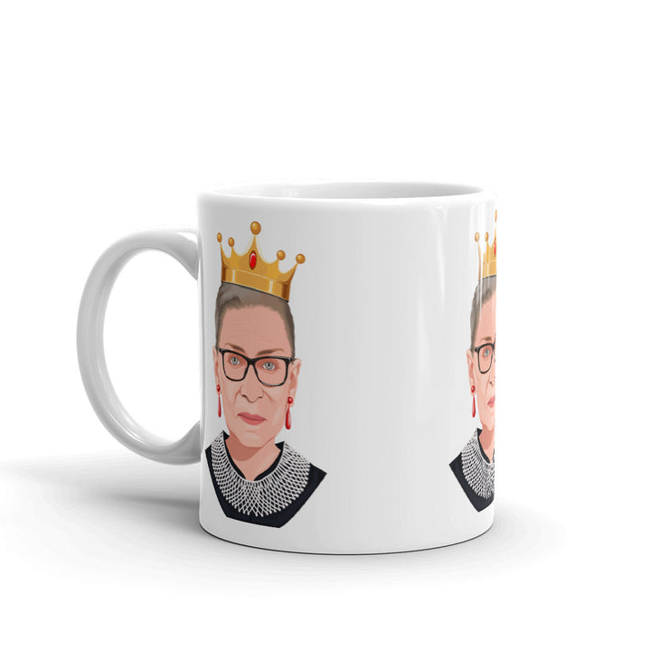 The Real RBG Mug - The National Memo
