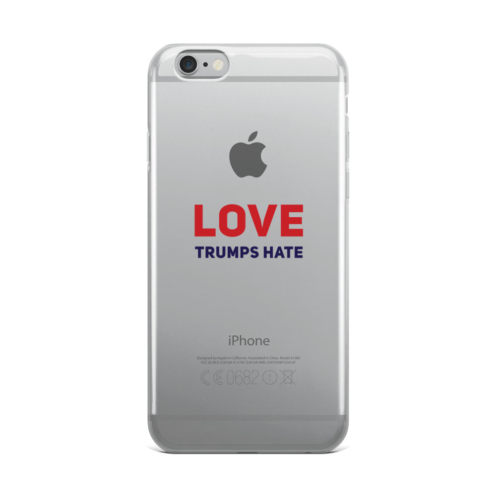 Love Trump Hate iPhone Case - The National Memo