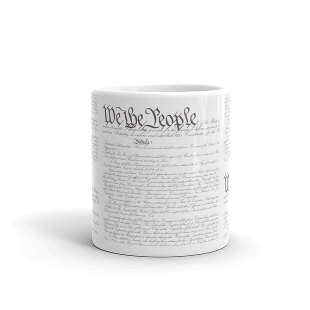 Constitution Mug - The National Memo