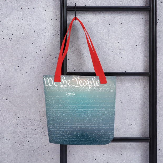 Constitution Tote Bag - The National Memo