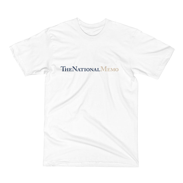 National Memo Men's Short Sleeve T-Shirt - The National Memo