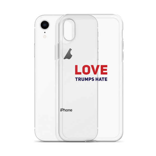 Love Trumps Hate iPhone Case - The National Memo