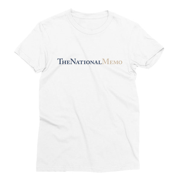 National Memo Women's Short Sleeve T-Shirt - The National Memo