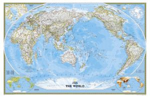 Classic World Map - The National Memo