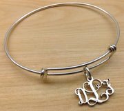 Personalized Bangle Bracelet - The National Memo