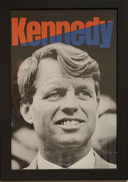 Robert Kennedy Presidential Campaign Poster