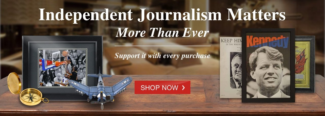 Gifts in support of independent journalis
