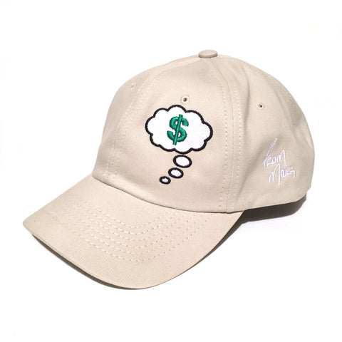 Money On My Mind Dad Hat