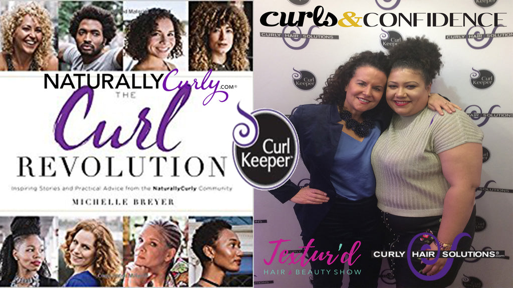 Naturally Curly: The Curl Revolution at Curl keeper