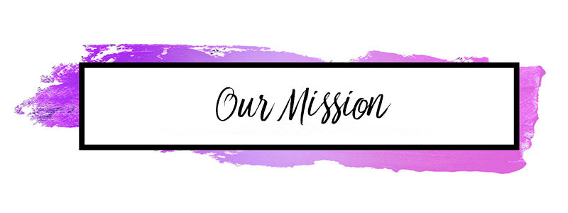 our mission header