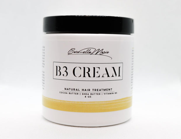 B3 Cream Natural Hair Treatment