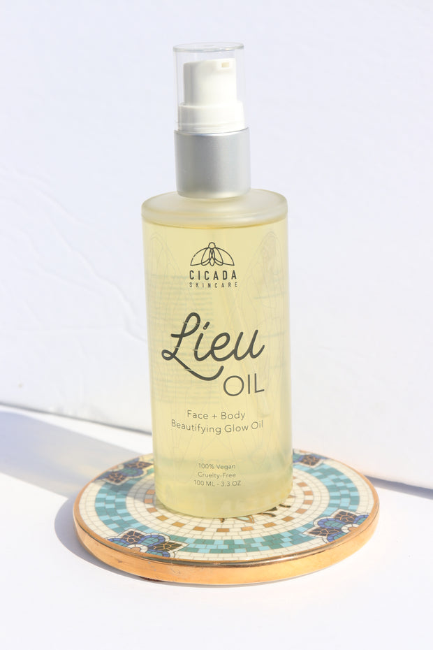 Lieu Beauty Oil