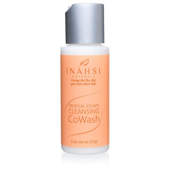 Inahsi Naturals Tropical Escape Cleansing Cowash