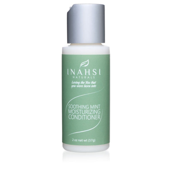 Inahsi Naturals Soothing Mint Moisturizing Conditoner