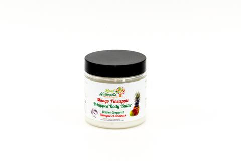 Real Naturelle Mango Pineapple Body Butter