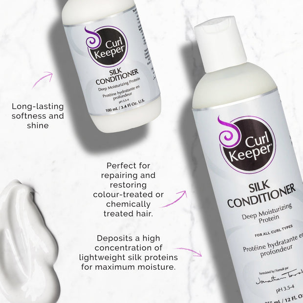 Silk Conditioner Deep Moisturizing Protein