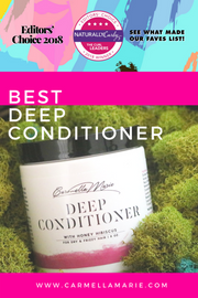 Deep Conditioner with Honey Hibiscus