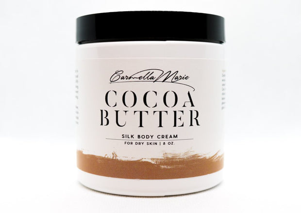 Cocoa Butter Silk Body Cream