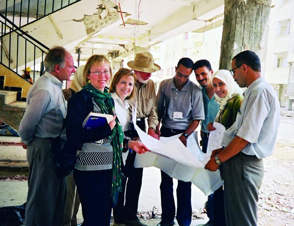 Algeria - Earthquake Inspection and Mitigation Assessment