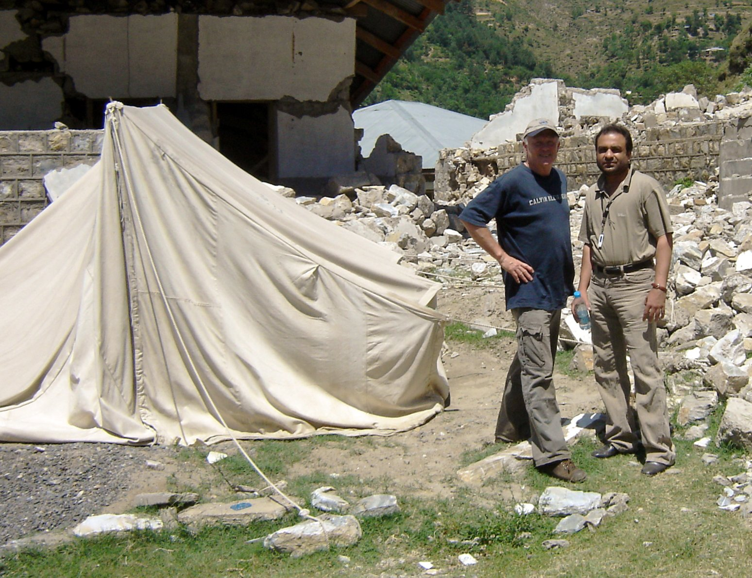 Pakistan - Siran Valley Region School Reconstruction