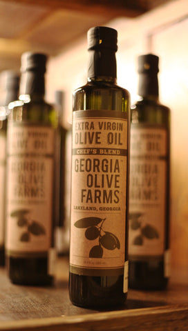 Georgia Olive Farms Chef's Blend Extra Virgin Olive Oil
