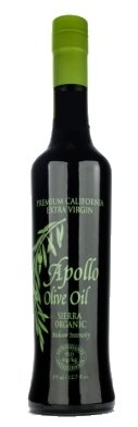 Apollo Sierra Extra Virgin Olive Oil - 375ml