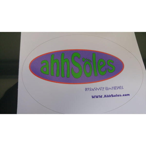 AhhSoles Stickers
