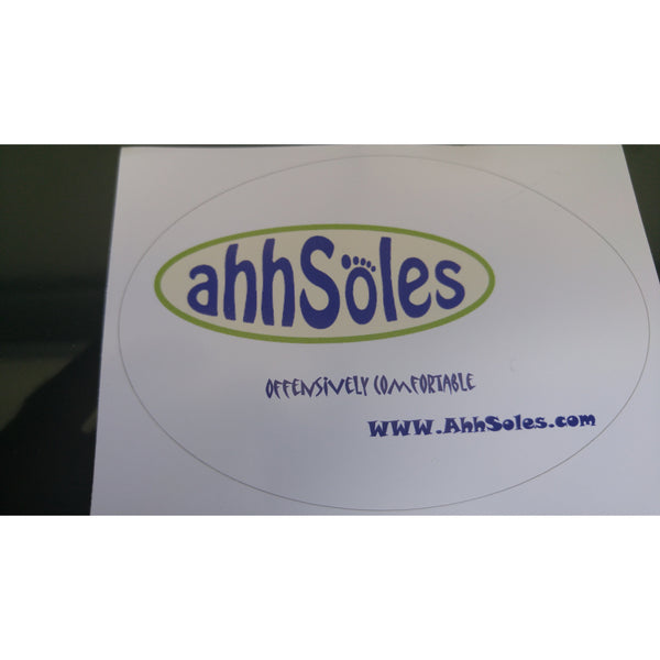 AhhSoles Stickers - AhhSoles