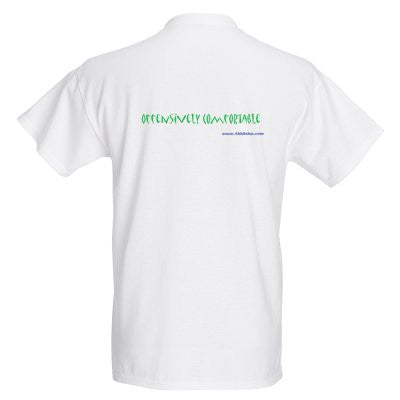 Offensively Comfortable Short Sleeve T-shirt - AhhSoles