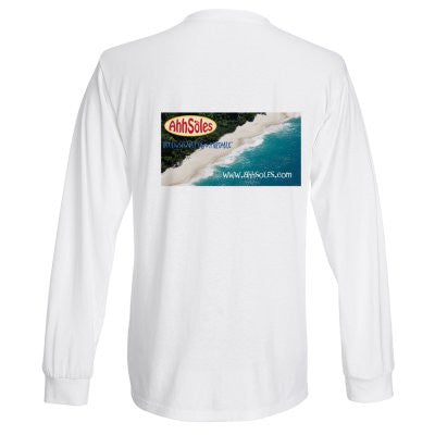 Beach Long SleeveT Shirts - AhhSoles