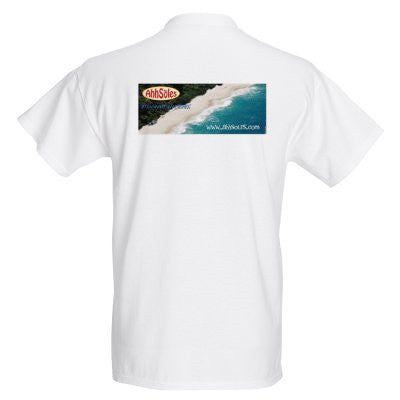Beach Short Sleeve T Shirt - AhhSoles