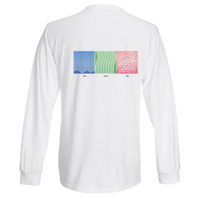 Portrait Long Sleeve T Shirt - AhhSoles