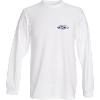 Portrait Long Sleeve T Shirt