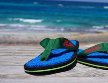 Load image into Gallery viewer, Caribbean Coral Sole Unisex Sandal