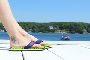 SeaGrass Sole Unisex Sandal