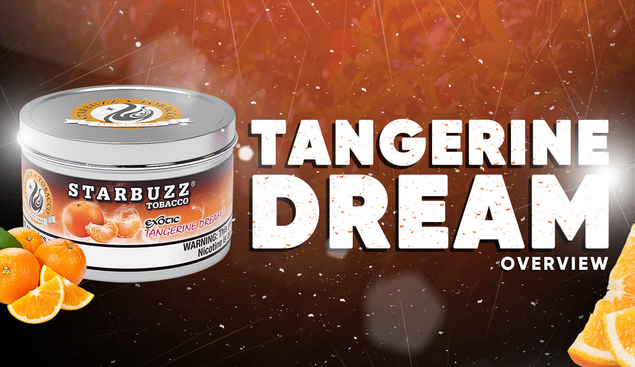 Starbuzz Exotic Tangerine Dream: