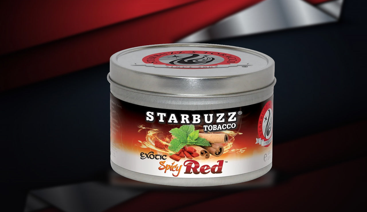 Starbuzz Exotic Spicy Red Shisha