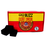 CocoBuzz Coconut Charcoal 15pc