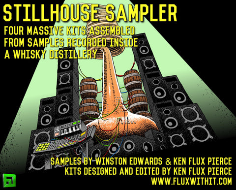 StillHouse Sampler Free Sample pack