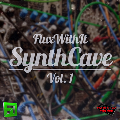 SynthCave Vol 1 For MPC