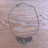 The Heart Echo Necklace