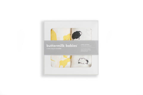 7. Cuddly Critters - Classic _ buttermilk babies nursing mom gift maternity