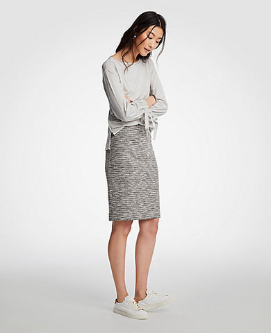 Pencil Skirt Ann Taylor