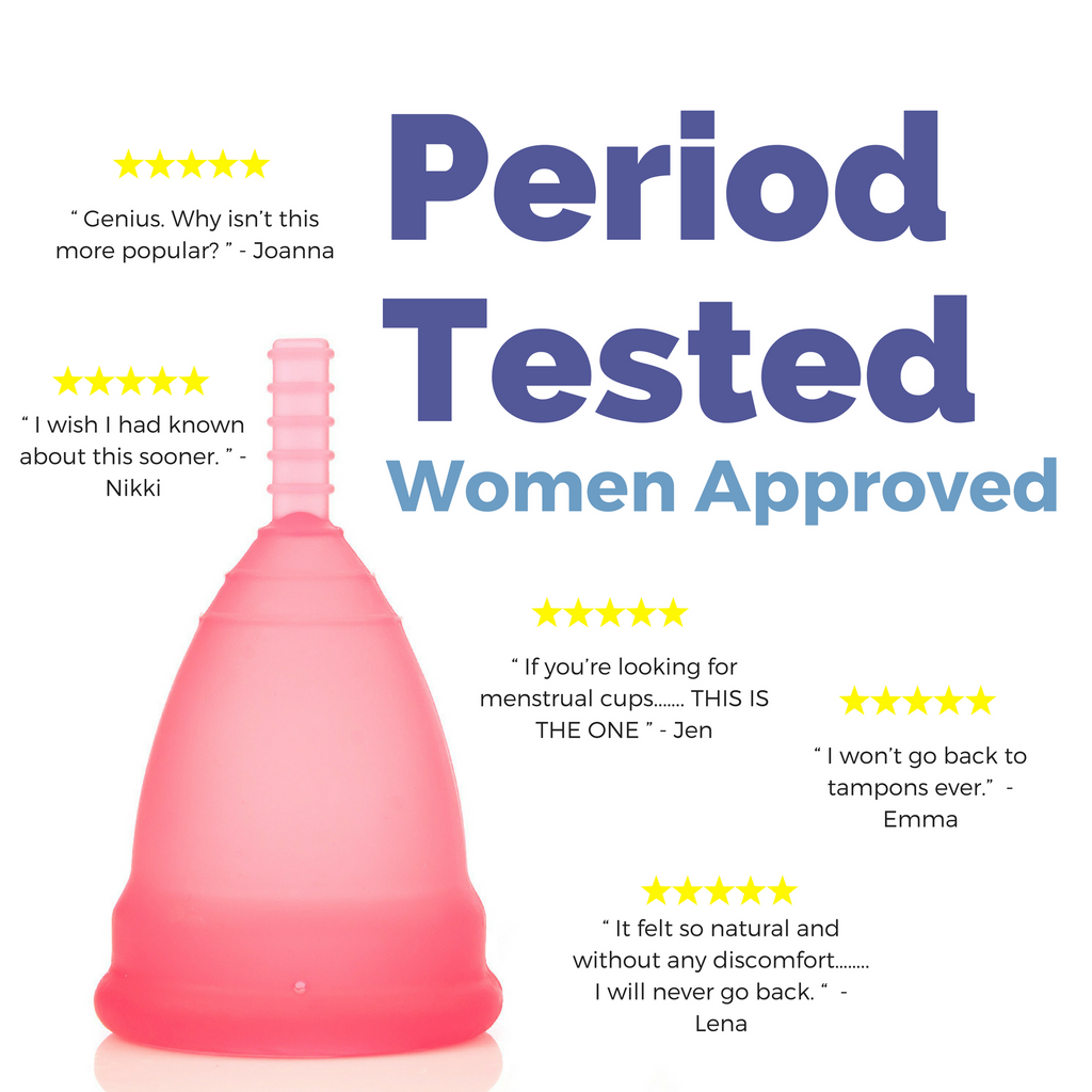 Cleo Cup Menstrual Cup - Large - Over 30 or Post Childbirth