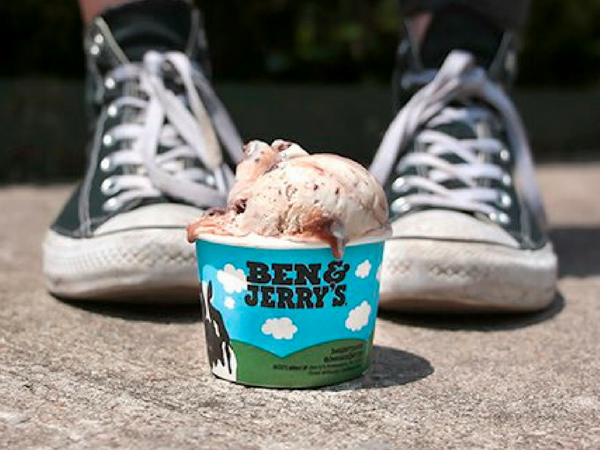 Ben & Jerry's sponsored 2016 US Air Guitar Championships